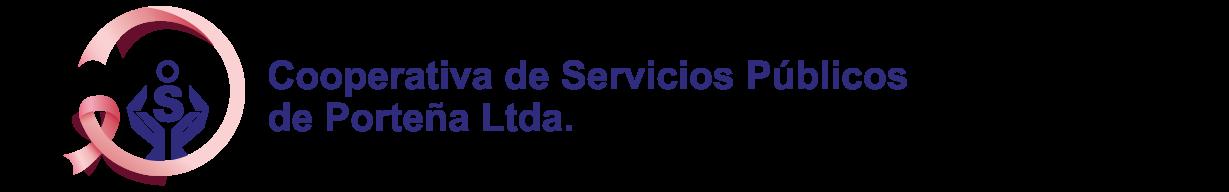 Coop de Servicios Públicos de Porteña
